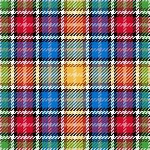 04058128 : tartan : christmascolors