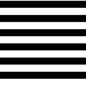 white black stripes