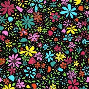 Flowers = Happy - by Kara Peters