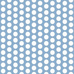 Cotton Tail Polka Dots