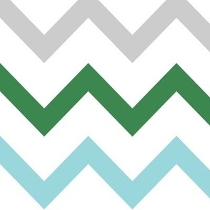 christmas chevron multi two LG