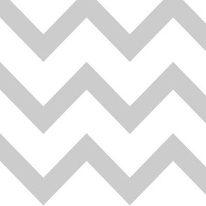 christmas chevron grey LG