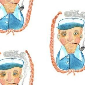 Oi the Sailorman