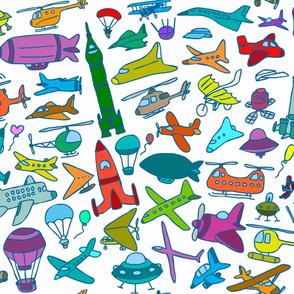 Macchine volanti #2