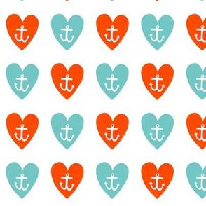 Love Anchor small print
