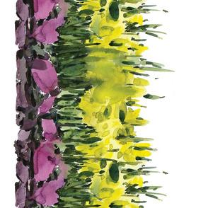 C'EST LA VIV™ Border Collection_Running Daffodil
