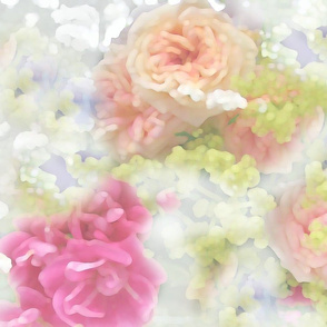 Antique Rose Garden