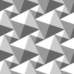 04071820 : pyramid 2to1 : grey