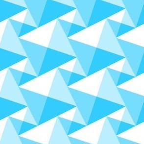 04071822 : pyramid 2:1 - blue sky