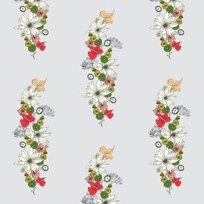 Floral Chain with Daisies