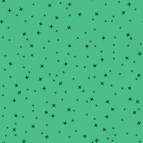 Baby Wizard Animals -  Green