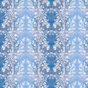 placid blue rose garden