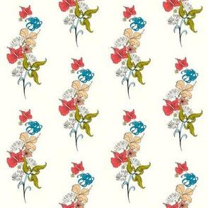 Bright Floral Chain