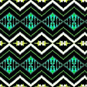 Aqua  Tribal Army