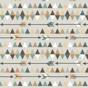 Arrows & triangles