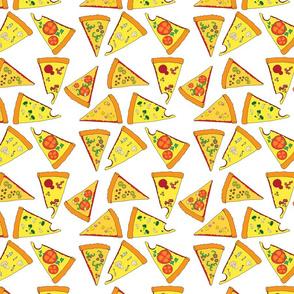 Pizza Parlor White