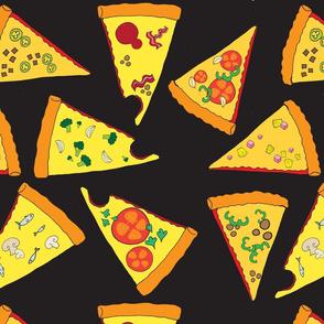 Pizza Parlor Black