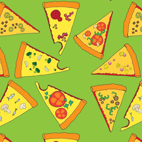 Pizza Parlor Green