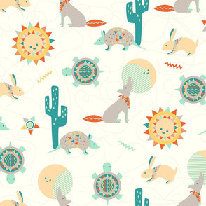 southwestern critters