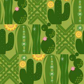 Southwest CactusGarden_Cactus Lg