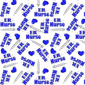 ER Nurse Blue