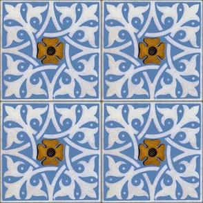 Medieval Tile ~ Provence ~ Medium