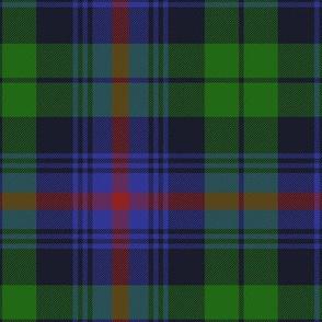 Urquhart clan tartan (1810)