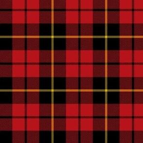 "Wallace clan tartan, 3"""