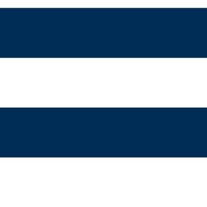 broad blue stripe