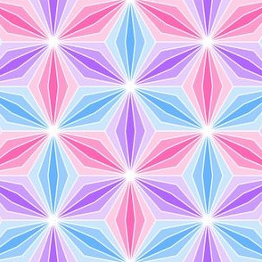 04095669 : trompod : pink, mauve, blue