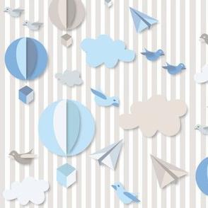 Paper Flying Machines harmony