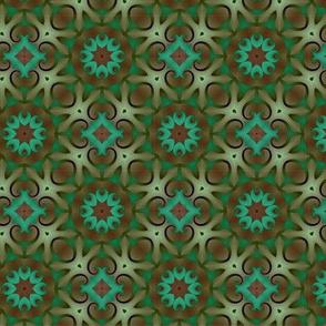 Green Spirals