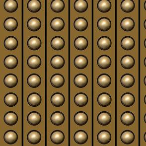 ball stripe gold version one
