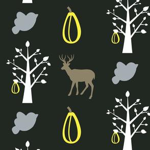 Norwegian Wood at Christmas