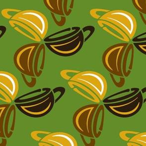 Pinwheel of Mugs