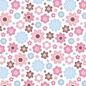 picnic floral - candy