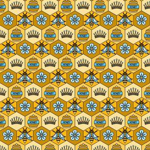 Bee Fabric- small