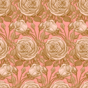Perle des Jardins ~ Baronial and Lauffer on Duchess