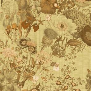 Bloomin' Lovely ~ Linen Luxe