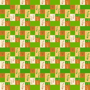 grass blocks