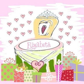 Lovely Princess Gifts -  Personalized