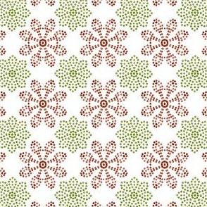 Multi Dots - Christmas
