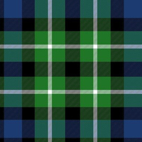 "Graham of Montrose / MacLaggan tartan, 8"" bright"