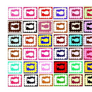 Cameo Stamp Panel