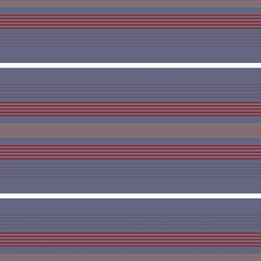 Horizontal Stripes for Dudes