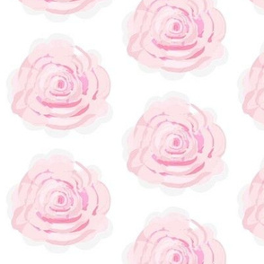A Shabby Chic Rose Small
