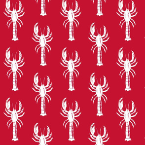 rock-on lobster red