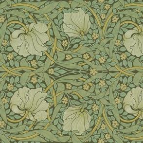 William Morris ~ Pimpernel ~ Original ~ Border