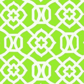 Moroccan_Lattice-_Lime_green___white