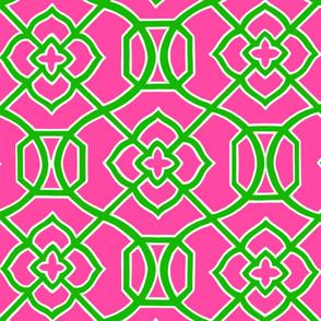 Moroccan_Lattice-_Pink___Green_copy